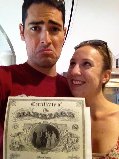 Marriage in houston texas