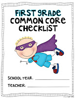 My Common Core Checklist!