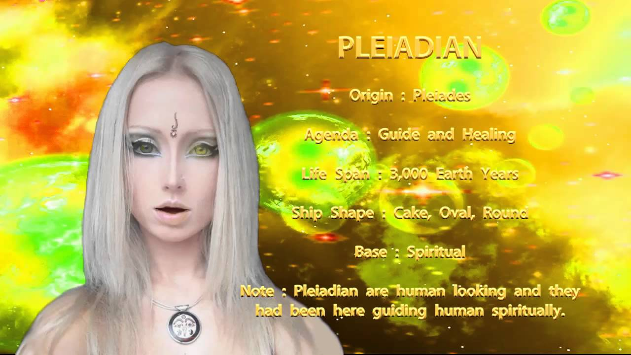 Pleiadian Truth.