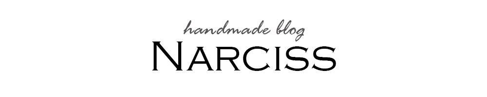 Narciss handmade