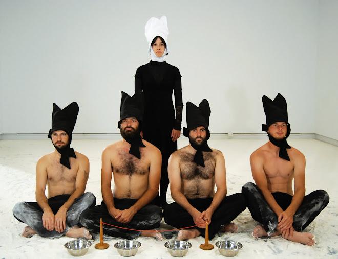 Chapeaux,accessoires et stylisme pour un vidéo de Francis O'shaughnessee,photo: Valérie Lavoie