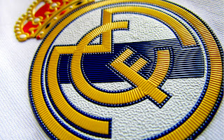 Real Madrid CF Logo HD Football Wallpaper