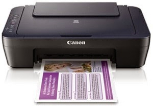 Canon PIXMA E460 Printer Driver Download
