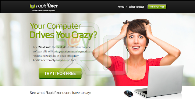 RapidFixer - Virus