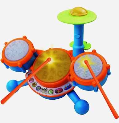VTech KidiBeats Drum Set