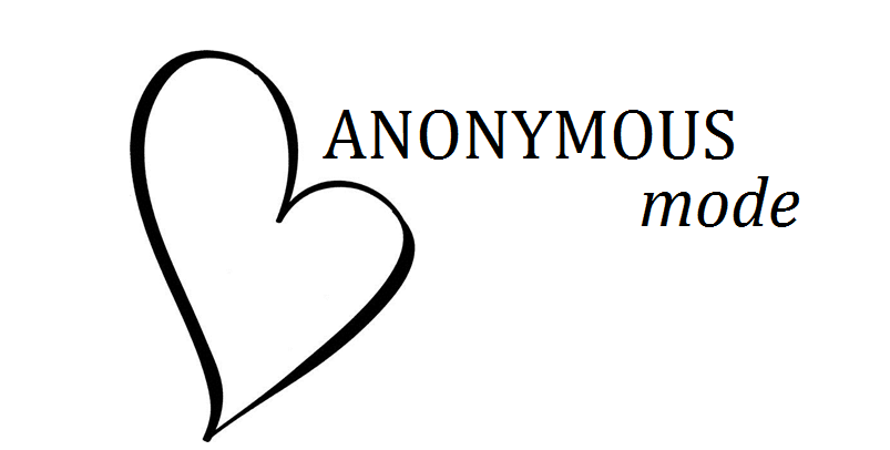 anonymous mode