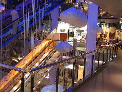 Pedralbes Centre shopping mall in Barcelona