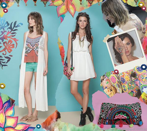 Rimmel ropa de moda 2015 faldas y vestidos 2015.