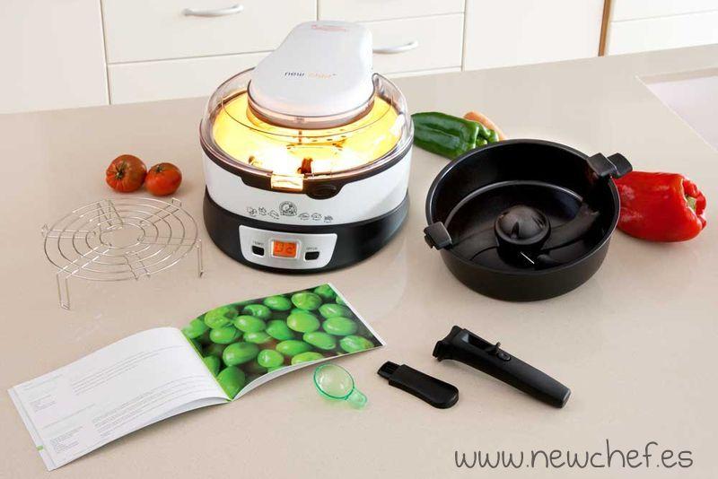 Cocina Sin Aceite | Jugando A Las Cocinitas Freidora Sin Aceite Newchef