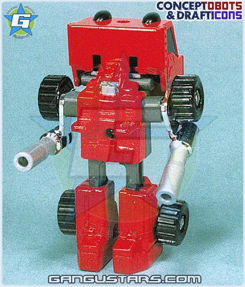 Pipes Minibots Mini Cars G1 1985 Transformers prototypes robots ミクロマン トランスフォーマー タカラ hasbro