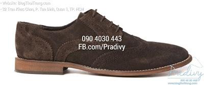 Brogue Shoes Là Gì? Lịch Sử và Kiểu Dáng của Giày Brogue [P.1]