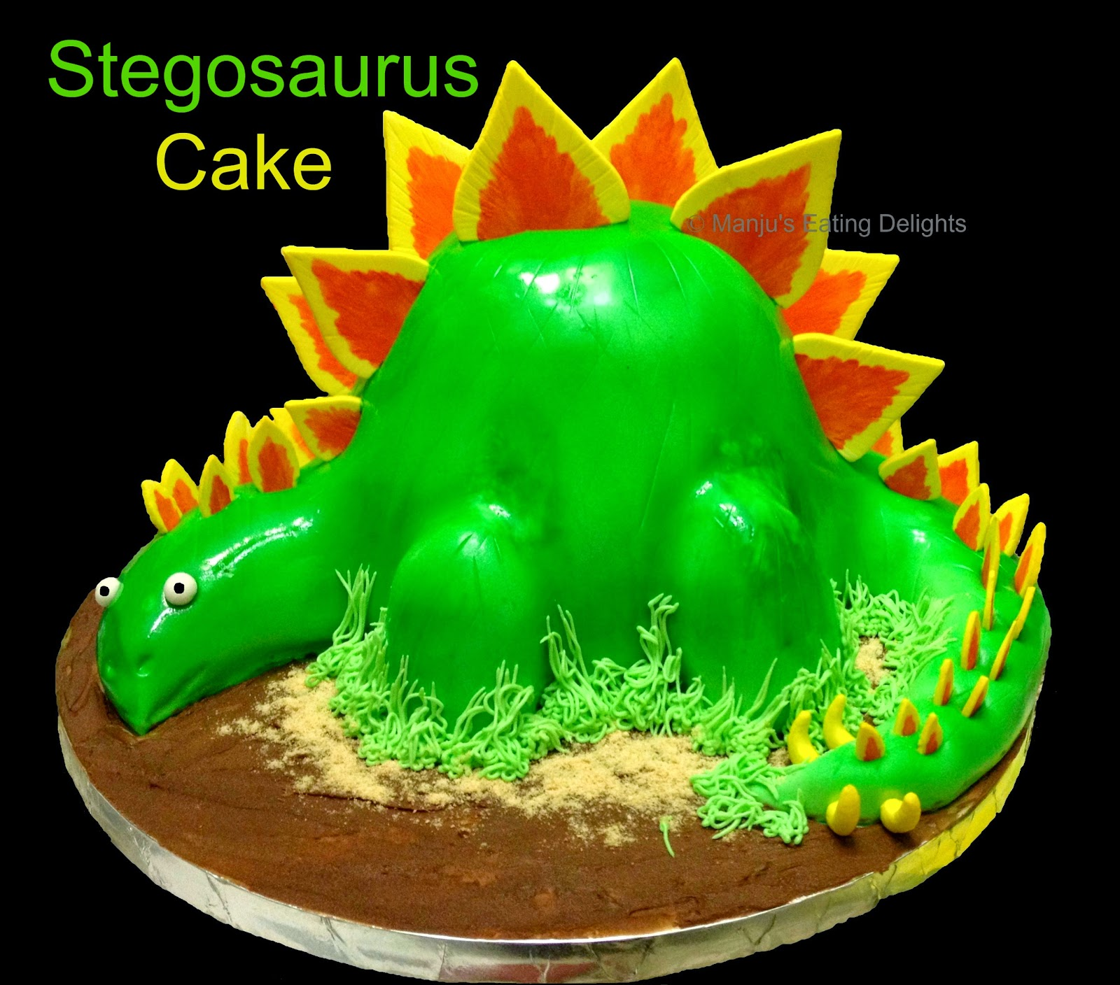 Images Of Birthday Cakes With Name Manju : Manju s Eating Delights: Cakes!!
