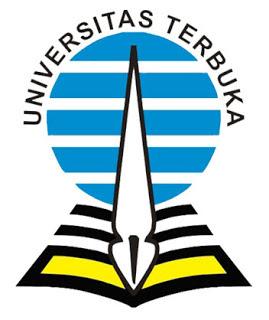 lambang Universitas terbuka