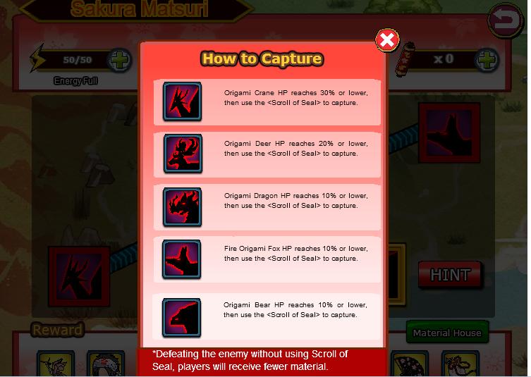 Cheat Event Sakura Matsuri Ninja Saga
