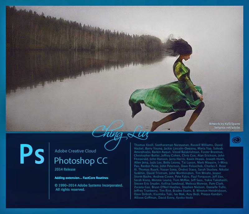 Adobe Photoshop CC 2014