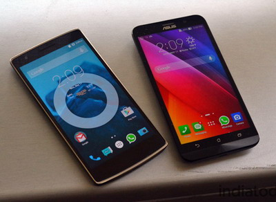 Perbandingan OnePlus 2 vs. Asus Zenfone 2