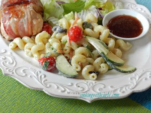 Cooking With Curls: Italian Pasta Salad