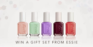 Enter to win Essie nail lacquer Giveaway-Ends March 9th