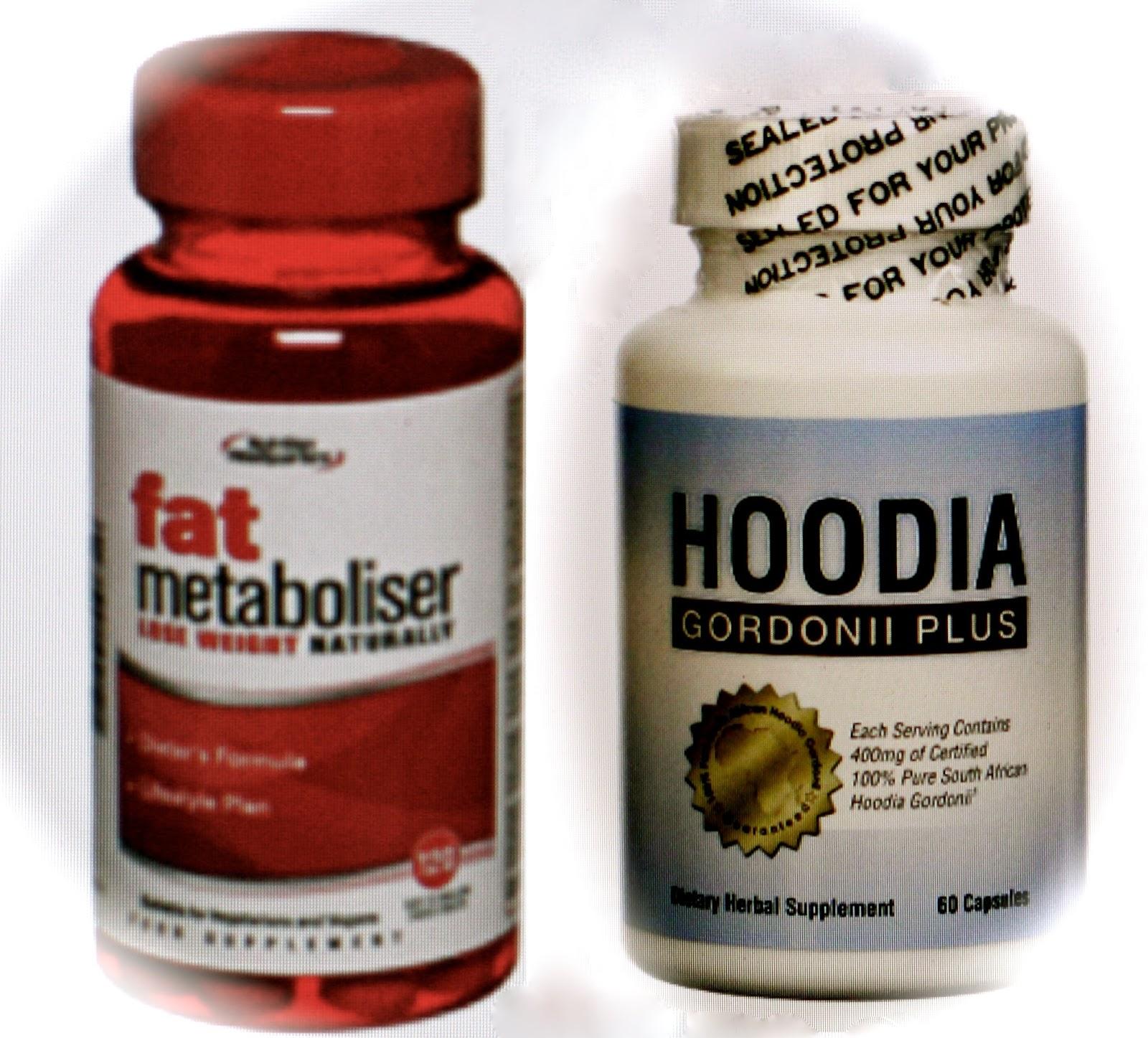Las píldoras de Hoodia
