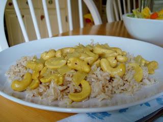how to make cashew curry sri lankan