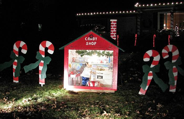 CandyCane Lane Is A Cul De Sac In The 7900 Block Of Outlook Street In  Prairie Village (3 Streets West Of Nall) Since 1958, Which Means My Parents  Were ...