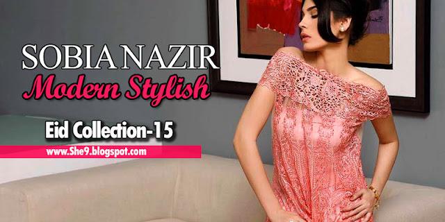 Sobia Nazir Modern Stylish Eid Prets