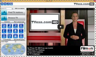 Download TVexe TV HD 6.0