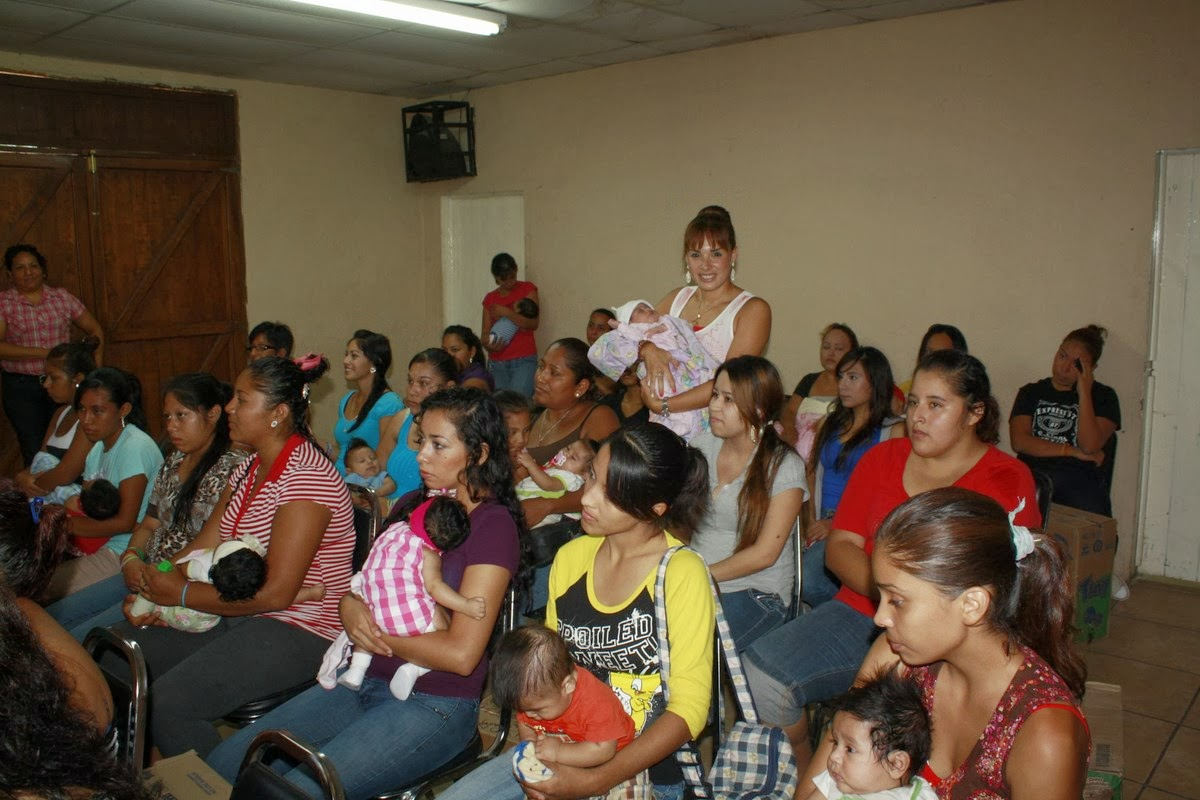 Grupo de Apoyo a Madres Adolescentes - Madres