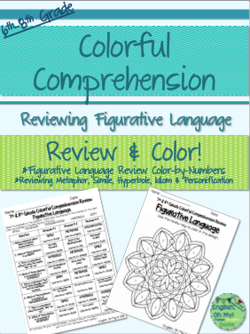 Colorful Comprehension