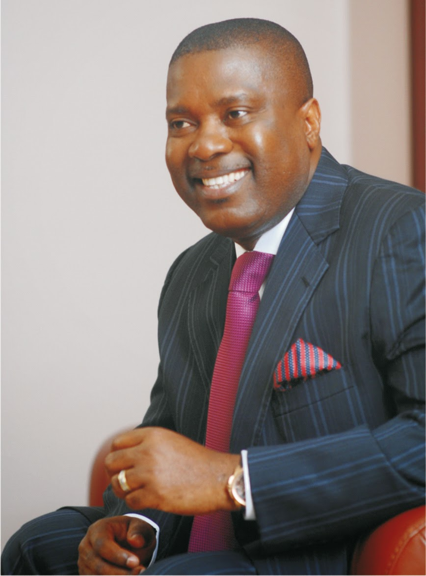 Only God gives Power – Ekere