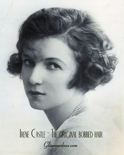 Flapper Hairstyles curly bob flapper hairstyles The Hair Revolution Took Off So Much That Scott Fitzgerald The Author Of The Great Gatsby Wrote A Short Story Called Bernice Bobs Her Hair Which Tells The