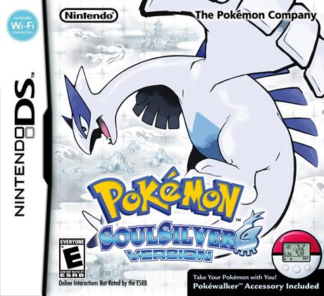 Pokémon Plata Soul Silver