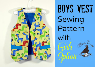 Sewing Patterns for Kids! Downloadable Sewing Patterns for
