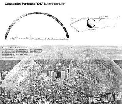 La cúpula de Manhattan