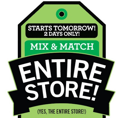 Bath & Body Works Black Friday Mix & Match Buy 3 Get 3 Free and Buy 2 Get 1 Free