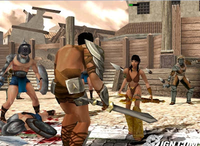 Download Gladiator Sword of Vengeance PC Game Mediafire img