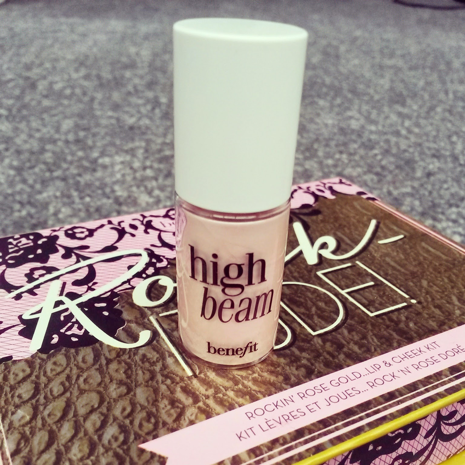 Benefit Highbeam review
