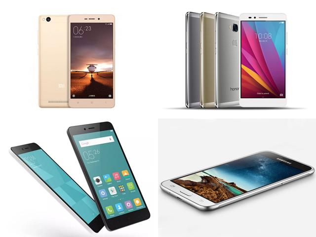 Top 5 Best Smartphones of 2016