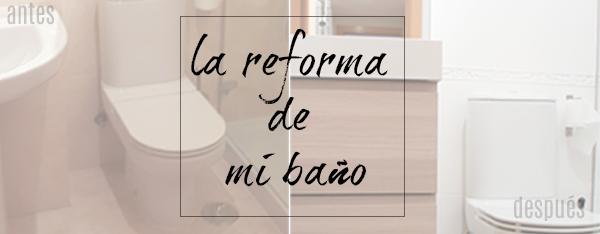 Reforma Baño Facilisimo:Reforma LOWCOST de mi baño Decoración / Ideas prácticas AmayaHPS
