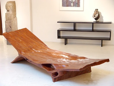 Piezas de arte con madera