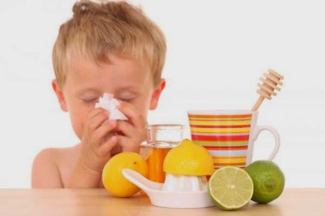 Pengobatan Herbal Untuk Obat Batuk Anak