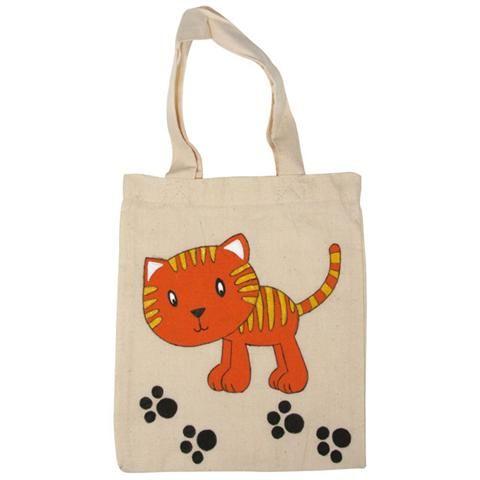 Edgar comercial bolsas de tela predise adas para pintar - Bolsas para pintar ...