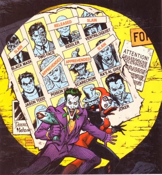 Joker Homenaje Uncanny X-Men 141