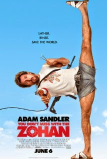 Download You Don't Mess with the Zohan (HD) Full Movie
