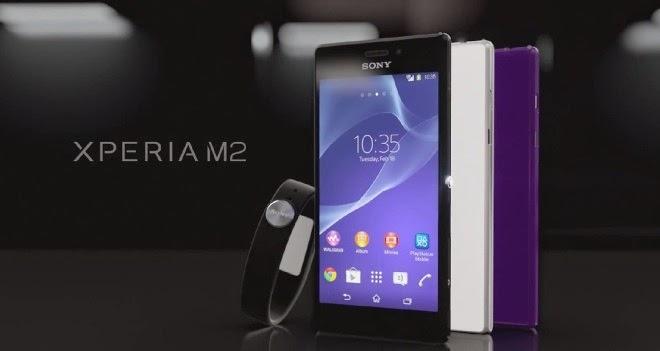 Pilihan Warna - Sony Xperia ™ M2 Aqua