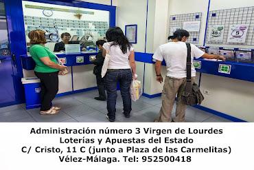 Loterías Virgen de Lourdes