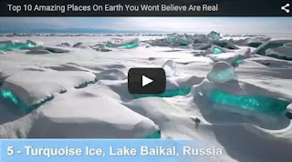 Top 10 Amazing Places On Earth You Wont Believe Are Real