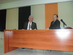 CHARLA-ENTREVISTA CON D.RAFAEL HERRERA EN EL IES CERRO DEL VIENTO 24-2-2011