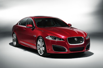 jaguar xf updated
