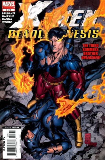 Vulcano villano de Marvel